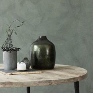 Deep Green Vase – 29.5cm *
