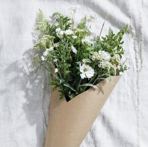 Wild Flower Hand-Tied Bunch – The White Company. *