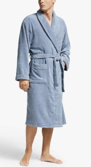 Super Soft Unisex Cotton Bath Robe – 4 Colours. *