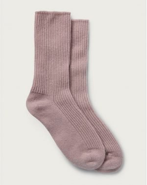 Cashmere Bed Socks – The White Company. *