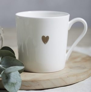 Heart Mug – The White Company. *